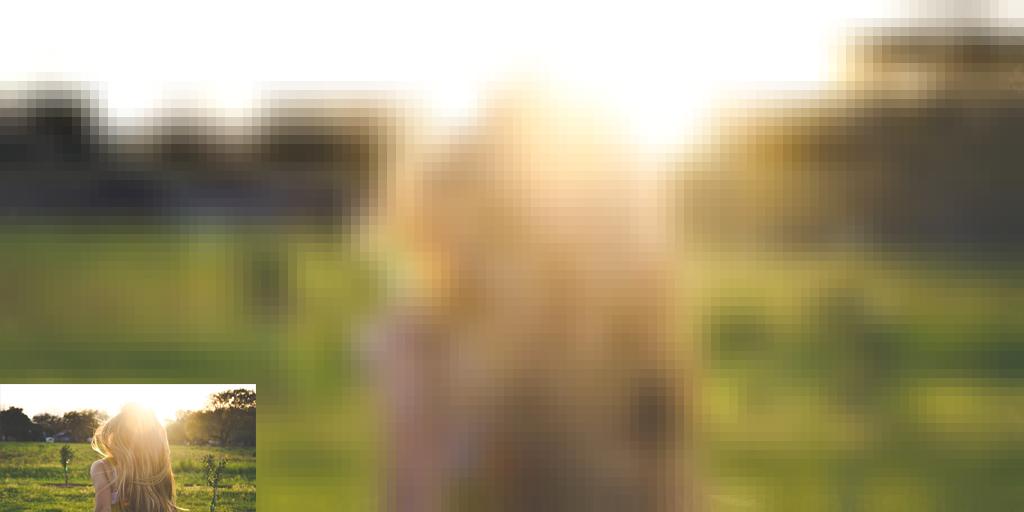 The Bad — Pixels