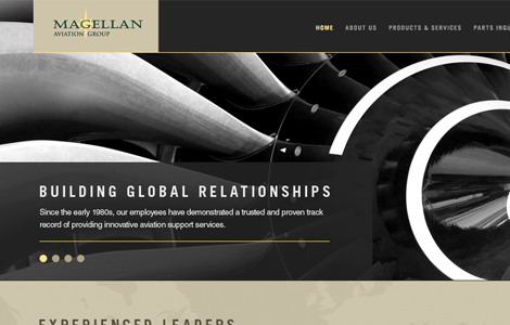 Magellan Aviation Group Website