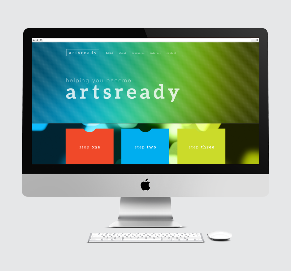ArtsReady Website Home
