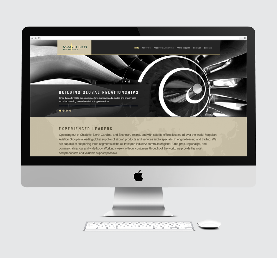 Magellan Aviation Group Website Home